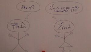 Komiks PhD 1 místo