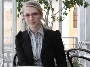 Denisa Janečková, interní doktorandka, autorka výzkumu