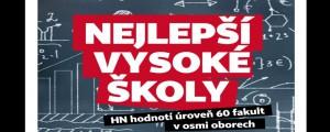 2. místo v celkovém hodnocení kateder psychologie v ČR