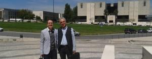 Členové katedry navštívili Universidade de Lisboa