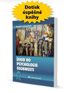 Dotisk publikace Úvod do psychologie osobnosti