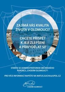 Zajímá vás kvalita života v Olomouci?