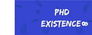 Pozvání na konferenci: Ph.D. Existence