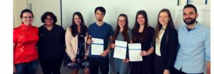 Výsledky: soutěž studentských prací