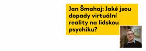 Rozhovor s doktorem Šmahejem