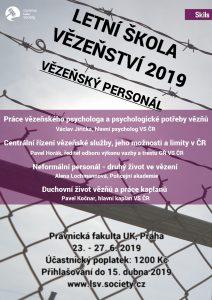 Letní škola vězeňství 2019